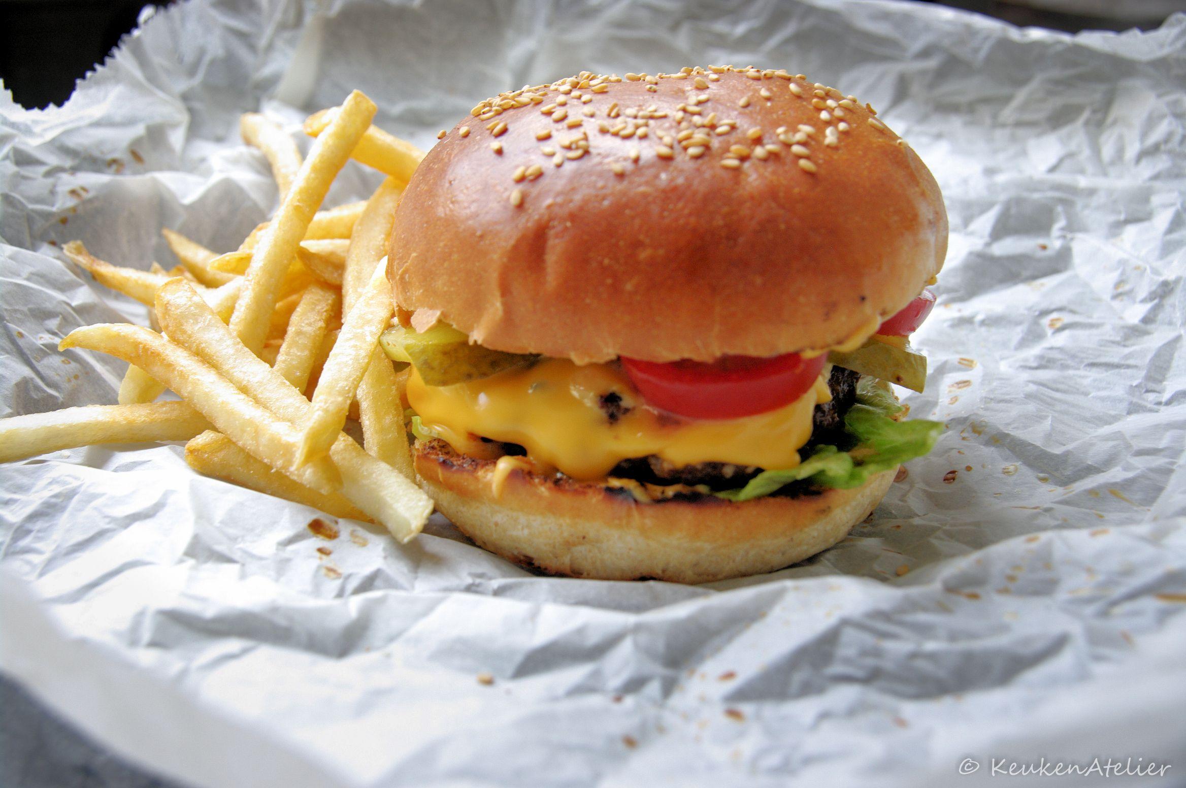 hamburgers