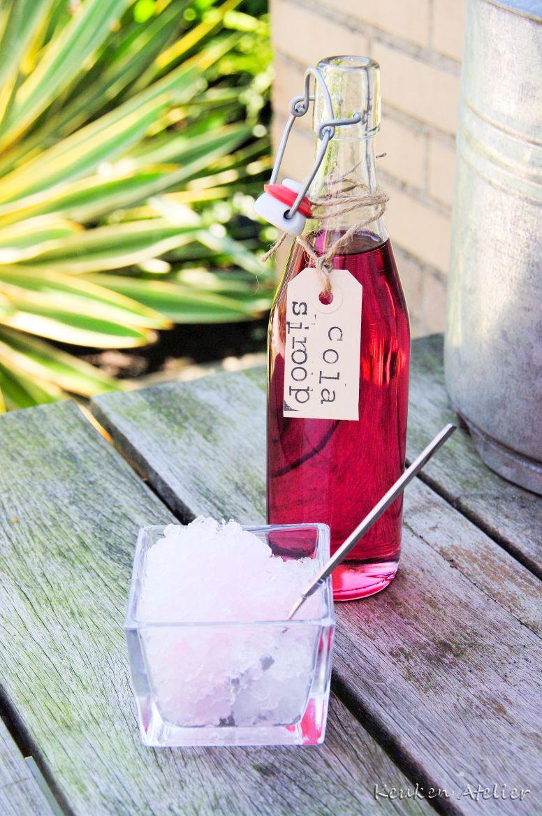 Surinaamse cola siroop 3 | KeukenAtelier.com