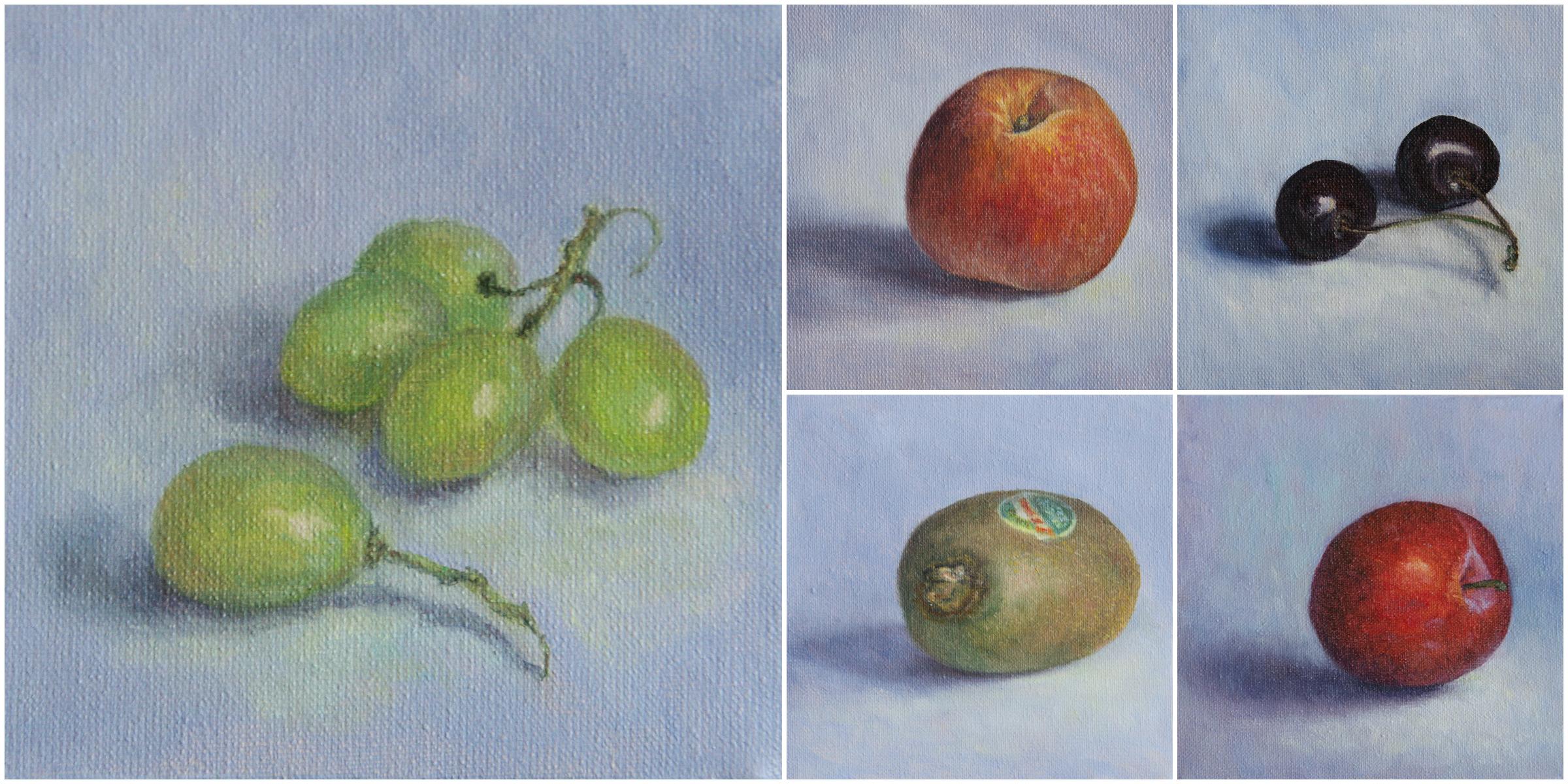 stillevens fruit