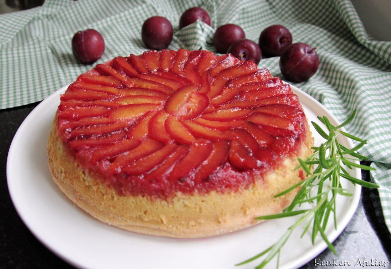 pruimencake met olijfolie 3 KeukenAtelier.com
