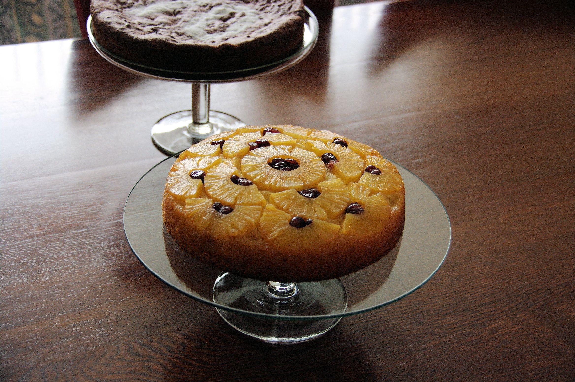 ananas kokos cake 1