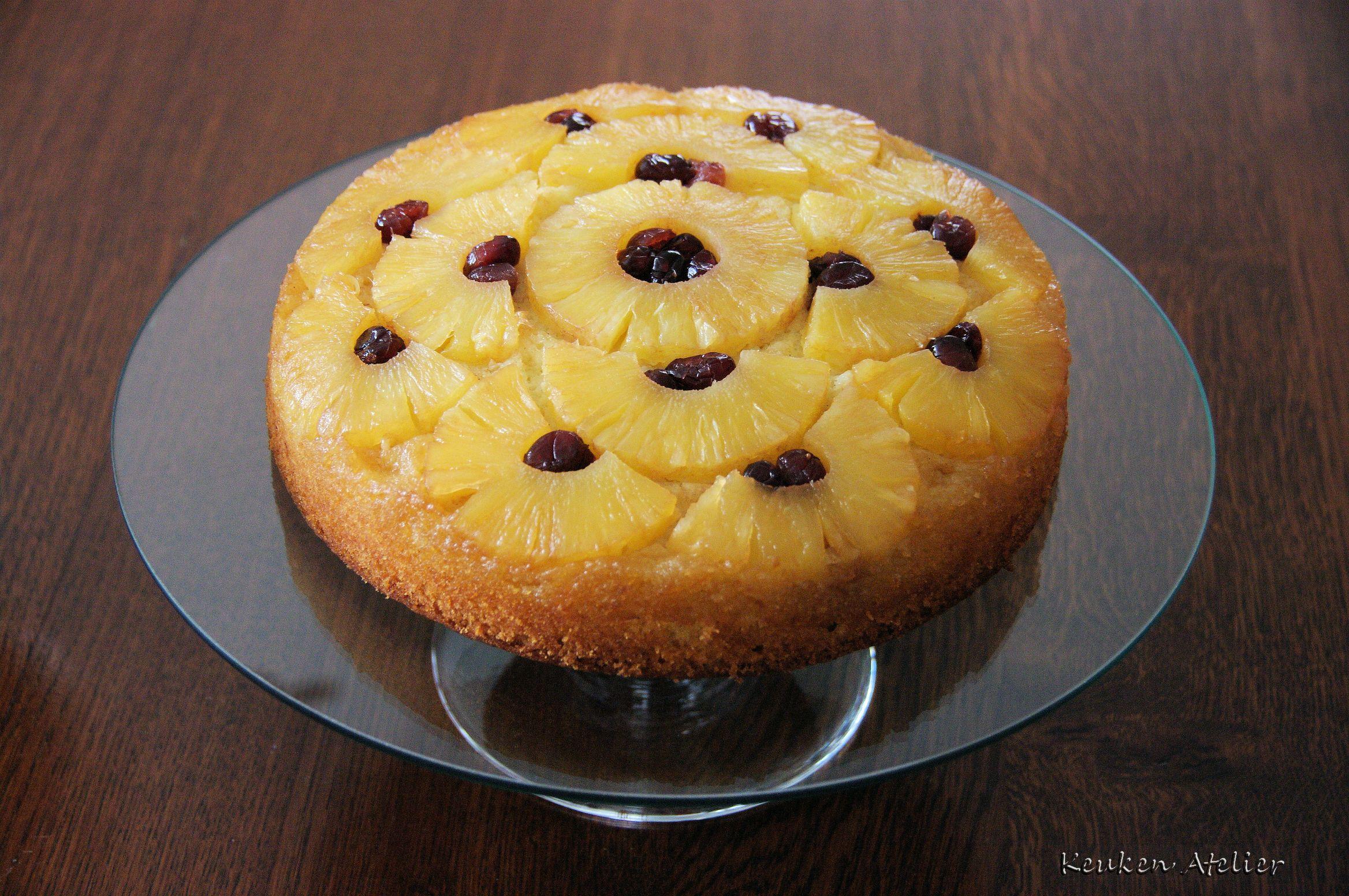 ananas kokos cake 2