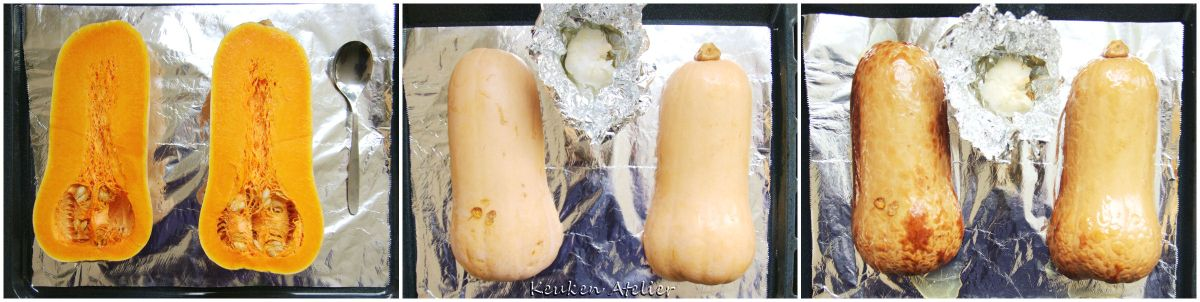 pompoen hummus