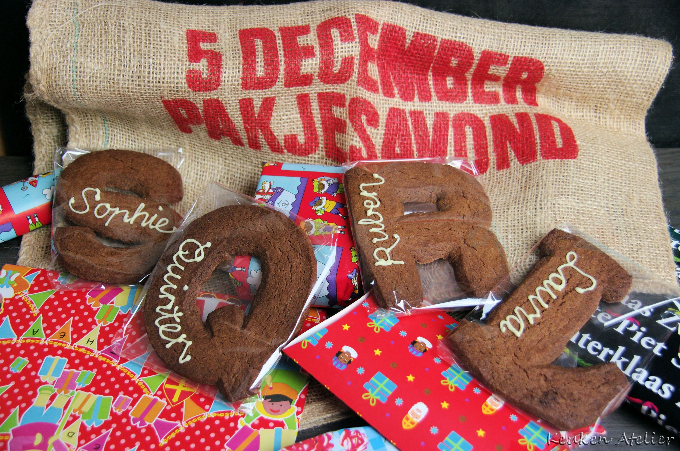 speculaasletters