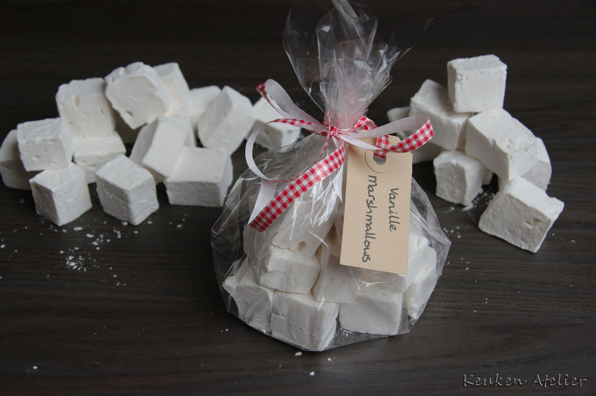 vanille marshmallows