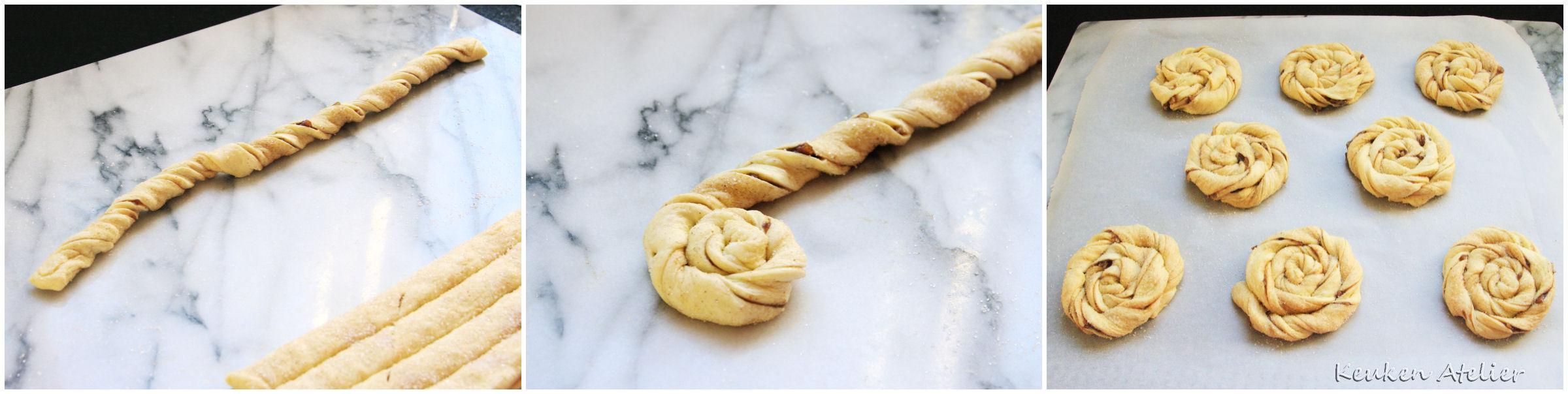 kaneel pecan broodjes
