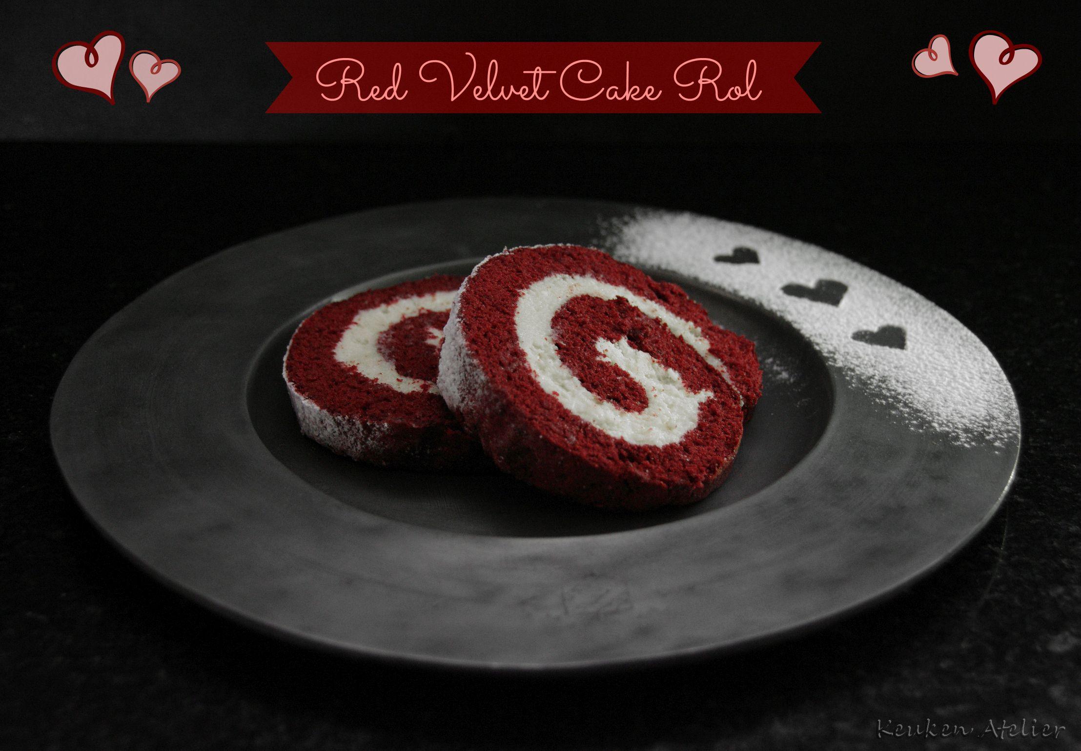red velvet cake rol 3