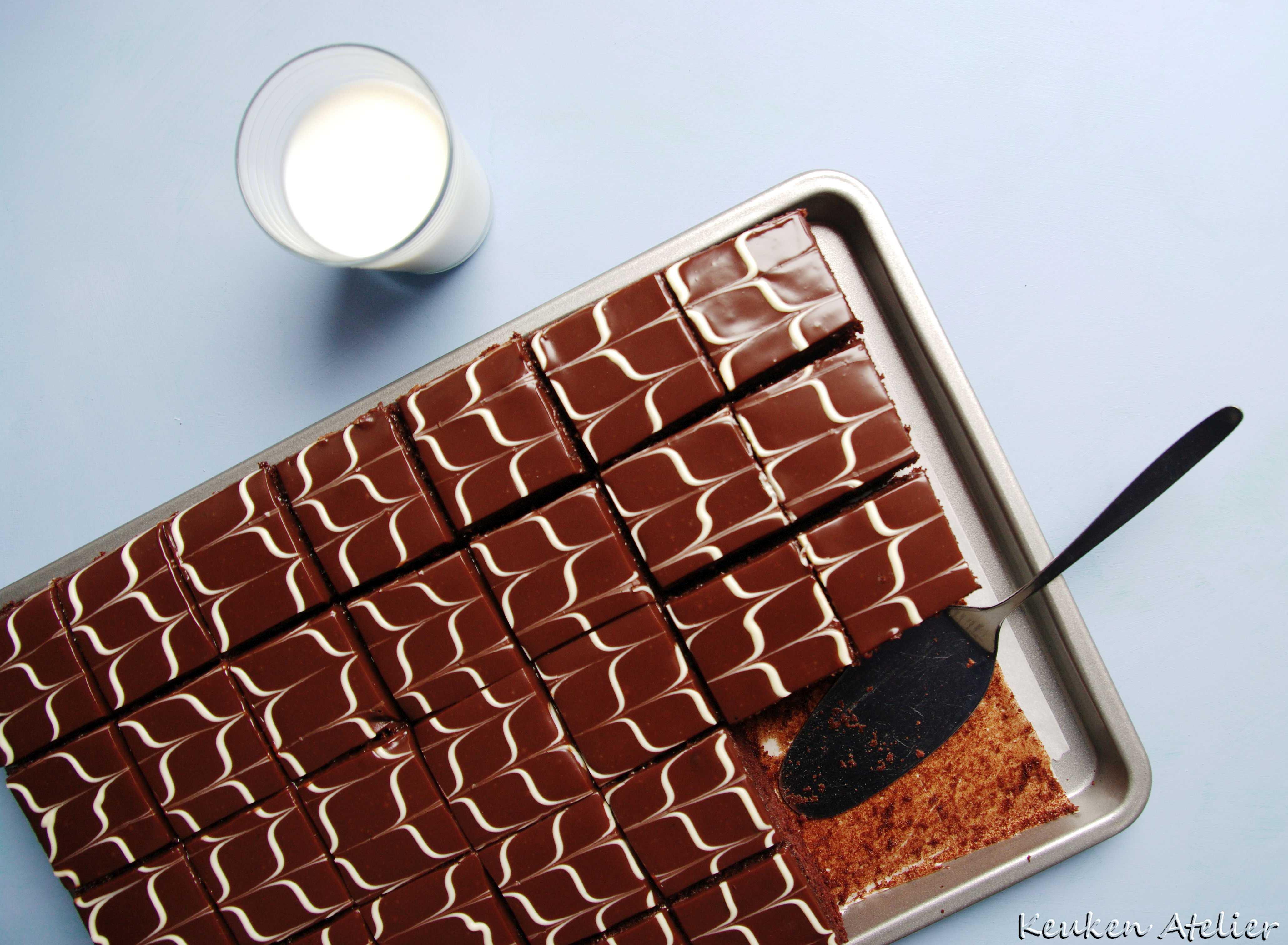 chocolade-plaatcake-4