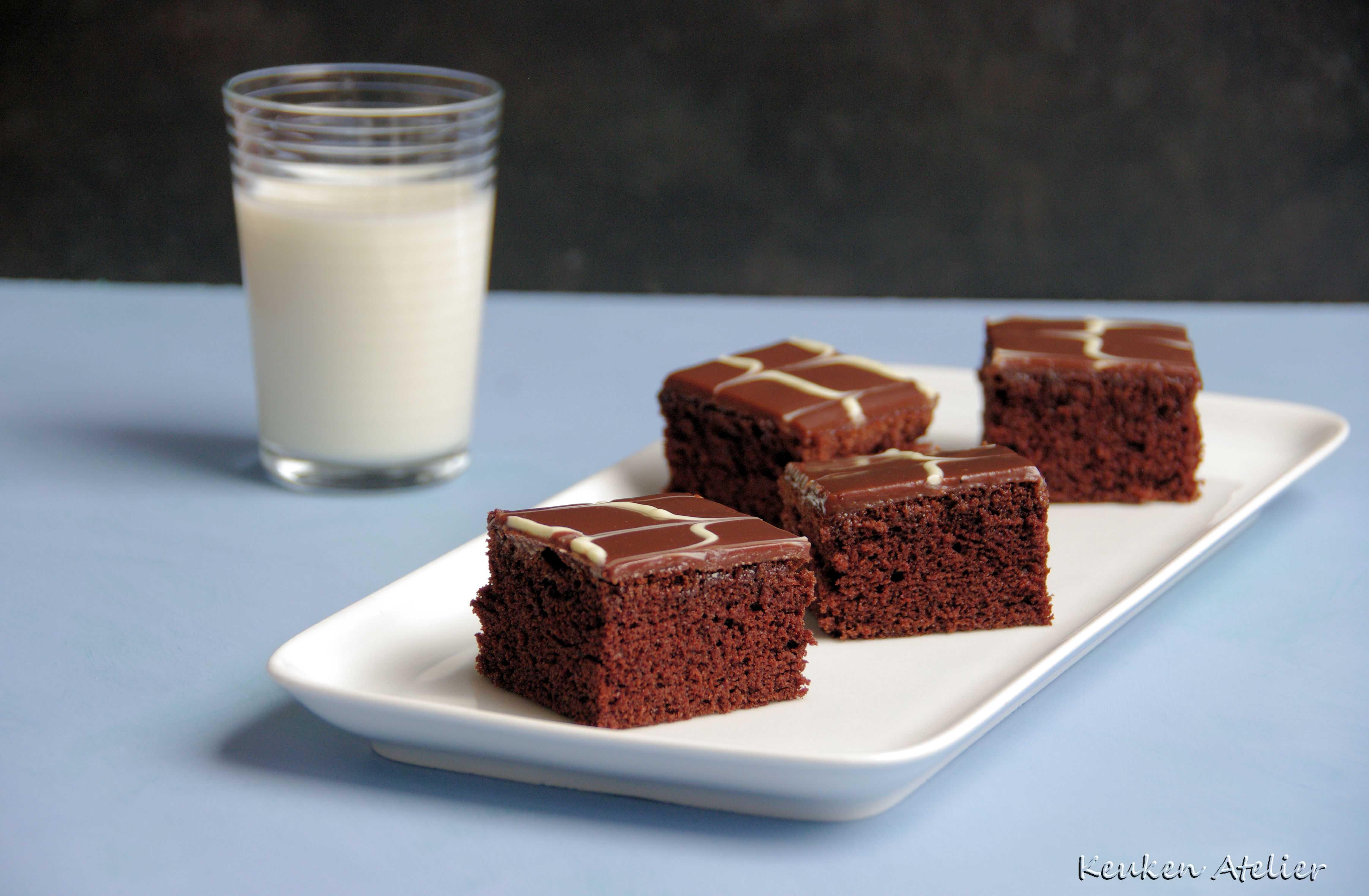 chocolade-plaatcake-5
