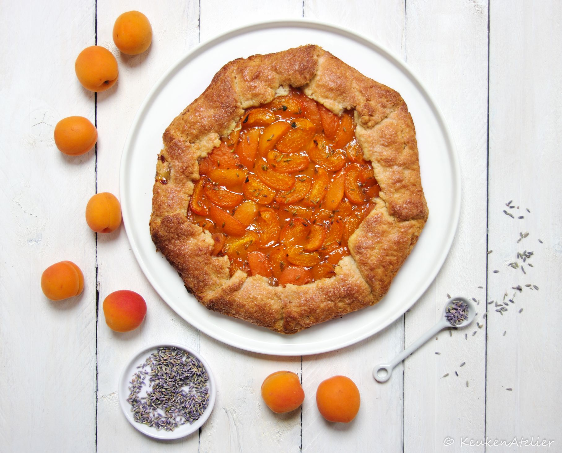 abrikozen galette