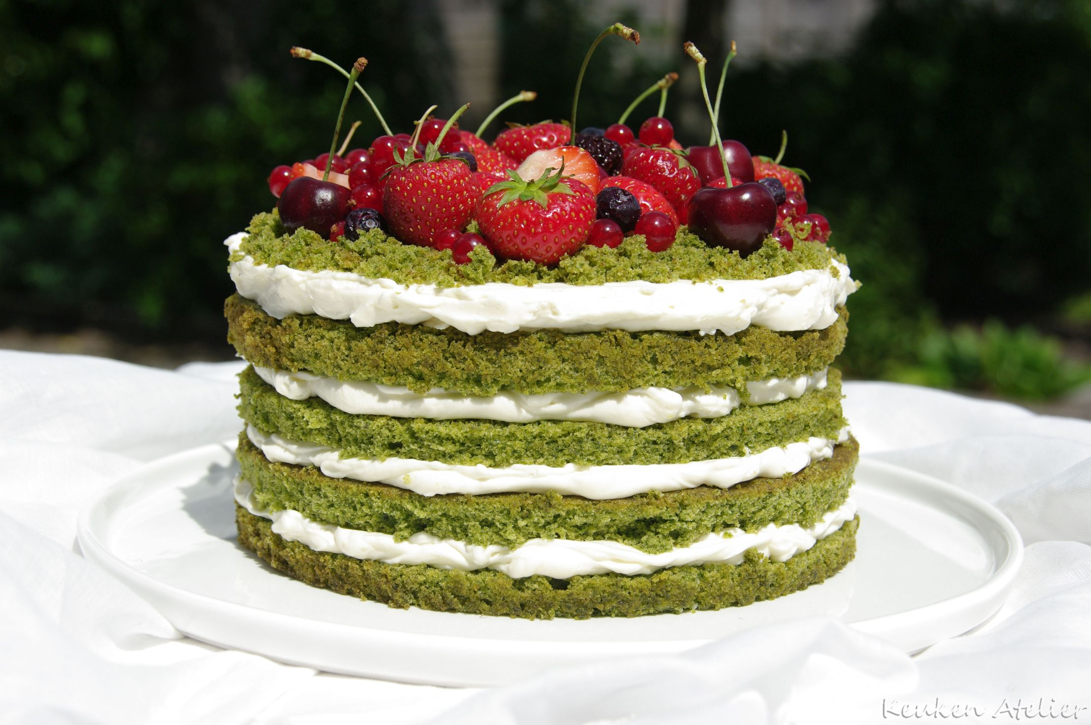 forest mosscake 2