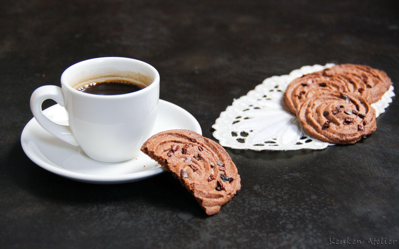 chocolade espresso koekjes 3