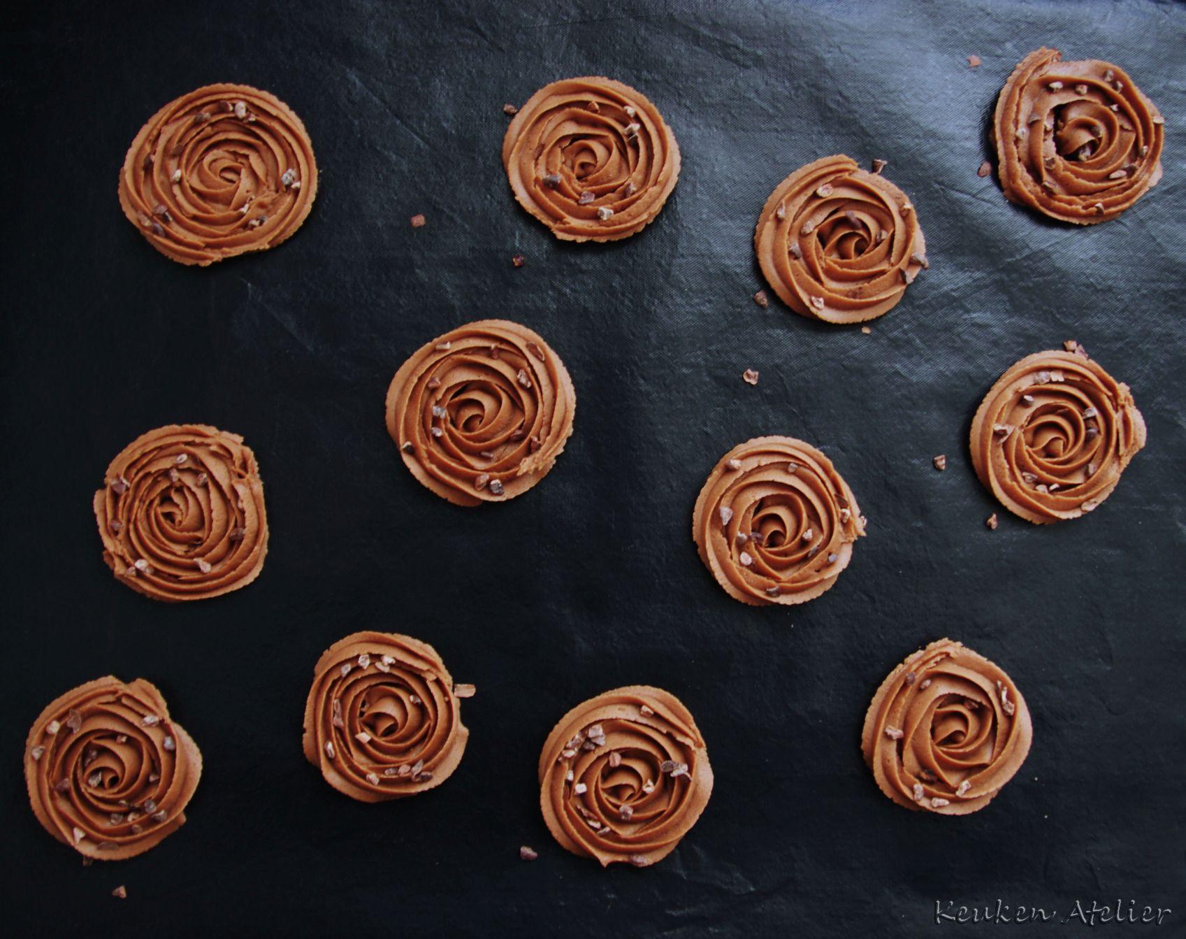 chocolade espresso koekjes 2