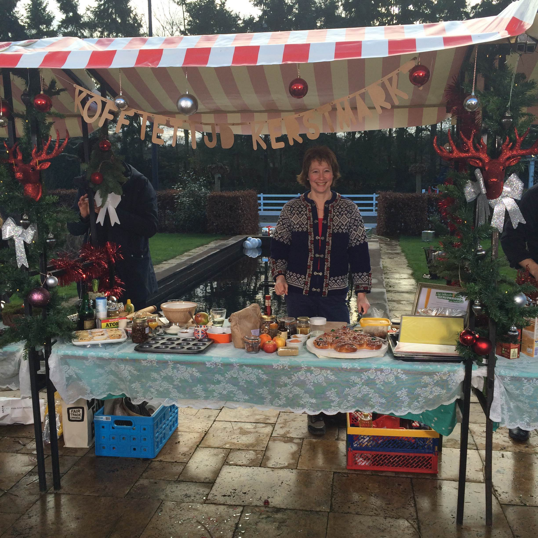 Koffietijd kerstmarkt