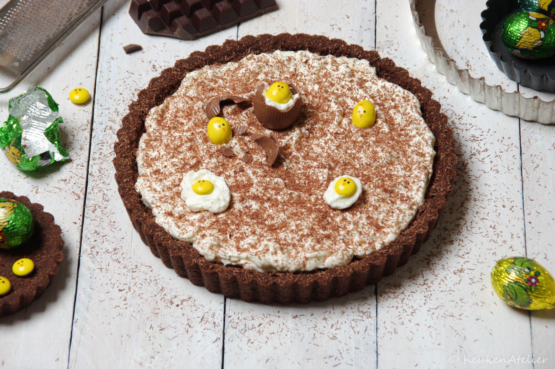 Chocolademousse taart 2