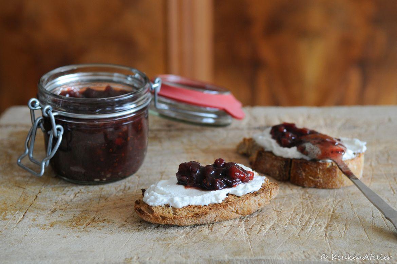 Aalbessen chutney | KeukenAtelier