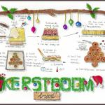 kerstboombrood