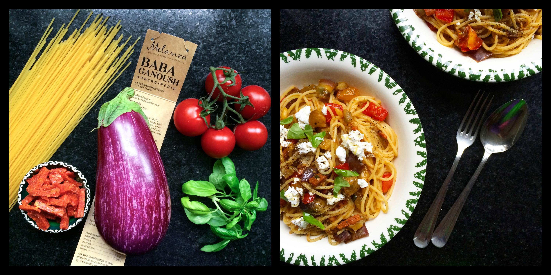Siciliaanse pasta collage 2