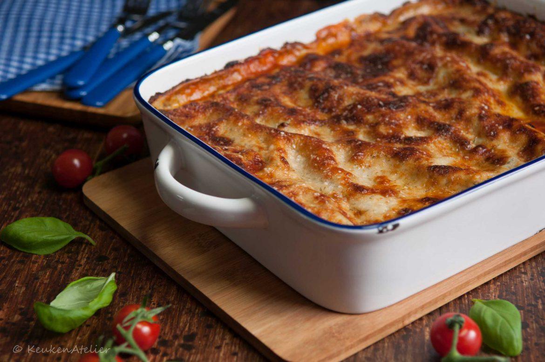 lasagne met vis 2