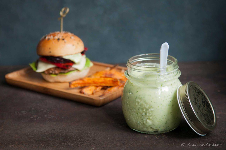 homemade mayo zonder ei 1 | KeukenAtelier