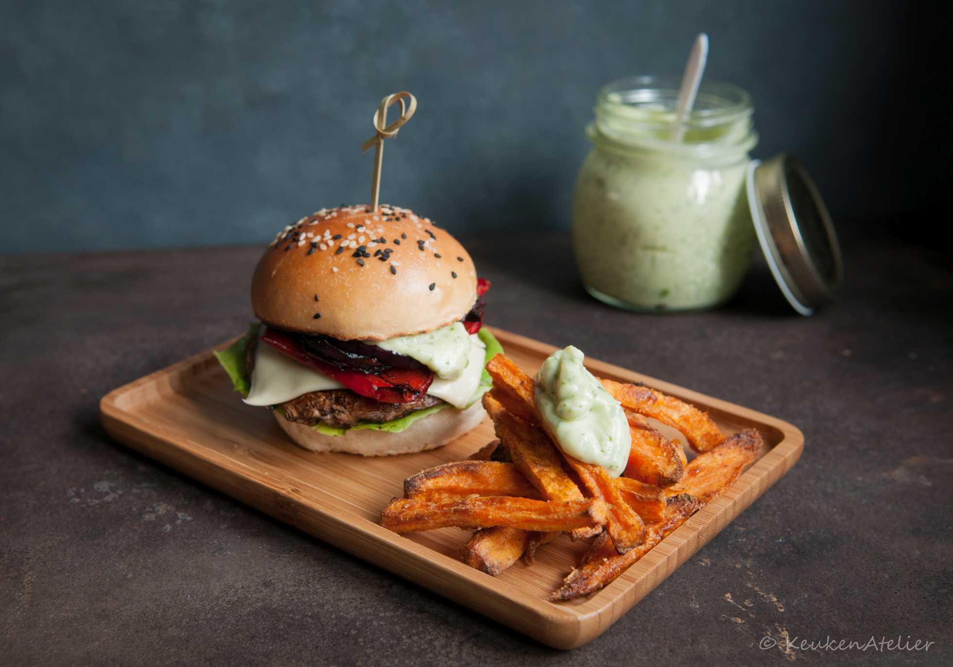 homemade mayo zonder ei 2 | KeukenAtelier