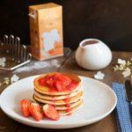 ricotta pancakes met aardbei en anijs | keukenAtelier