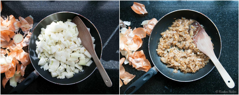 Uien karameliseren | KeukenAtelier