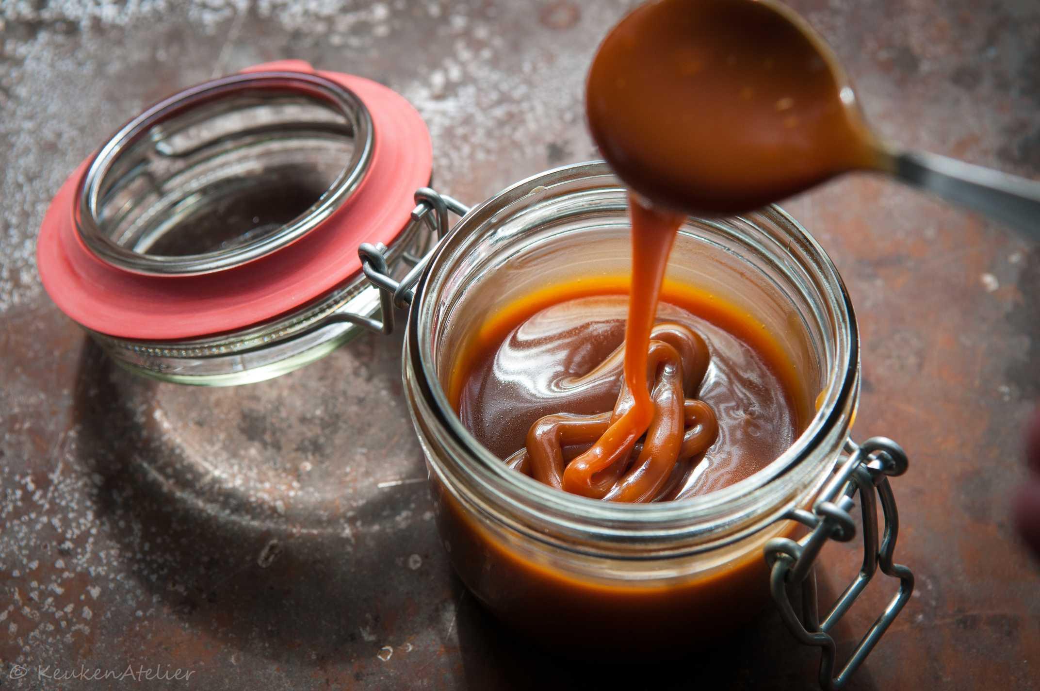 karamelsaus 1 | KeukenAtelier