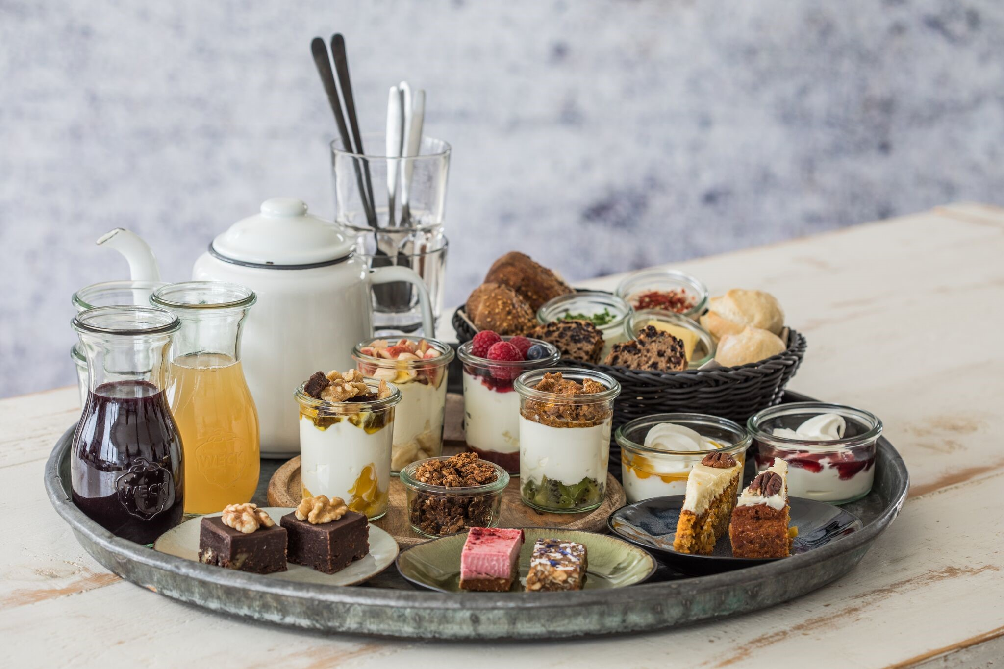 Yoghurt Barn High Tea | KeukenAtelier