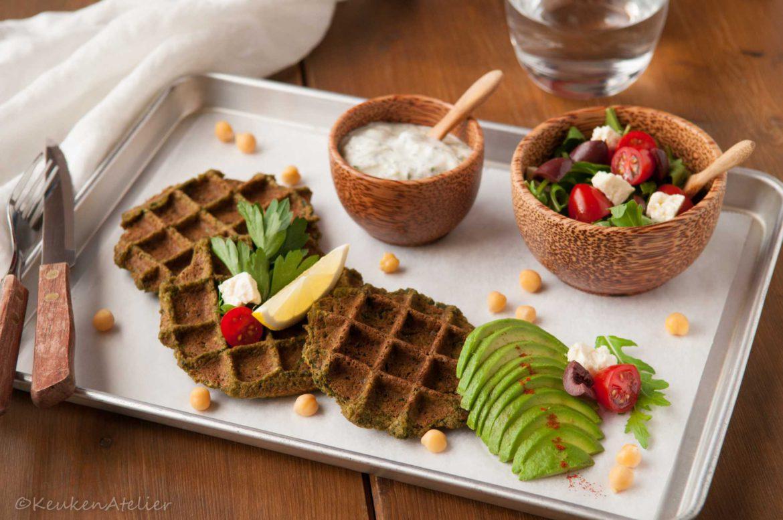 falafel wafel 1 | KeukenAtelier
