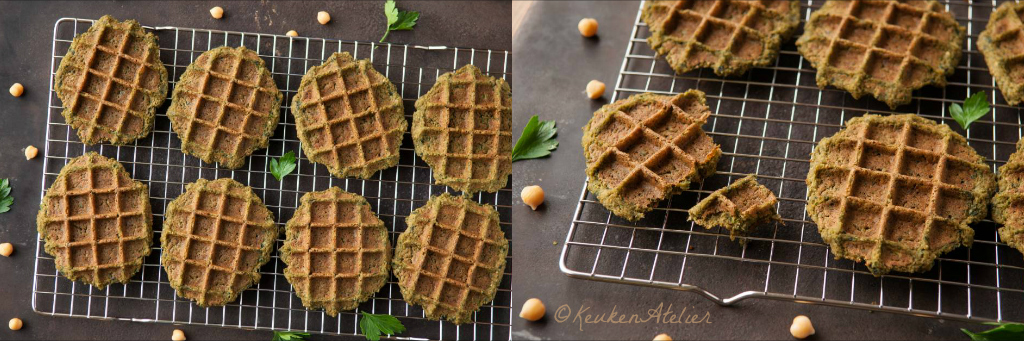 falafel wafel collage 2 | KeukenAtelier