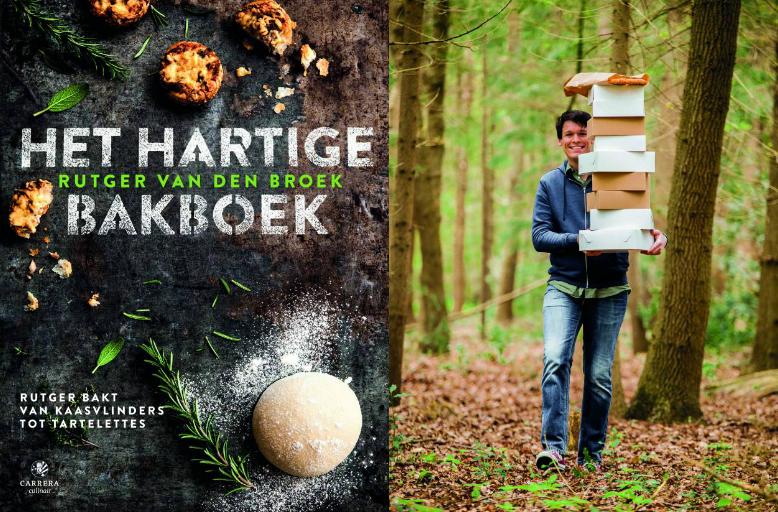 Cover hartige bakboek | KeukenAtelier
