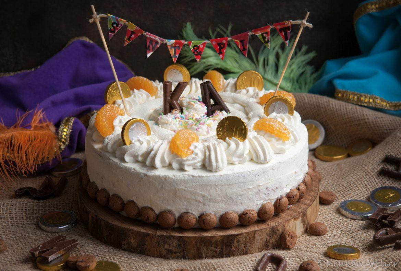 Sinterklaas taart | KeukenAtelier