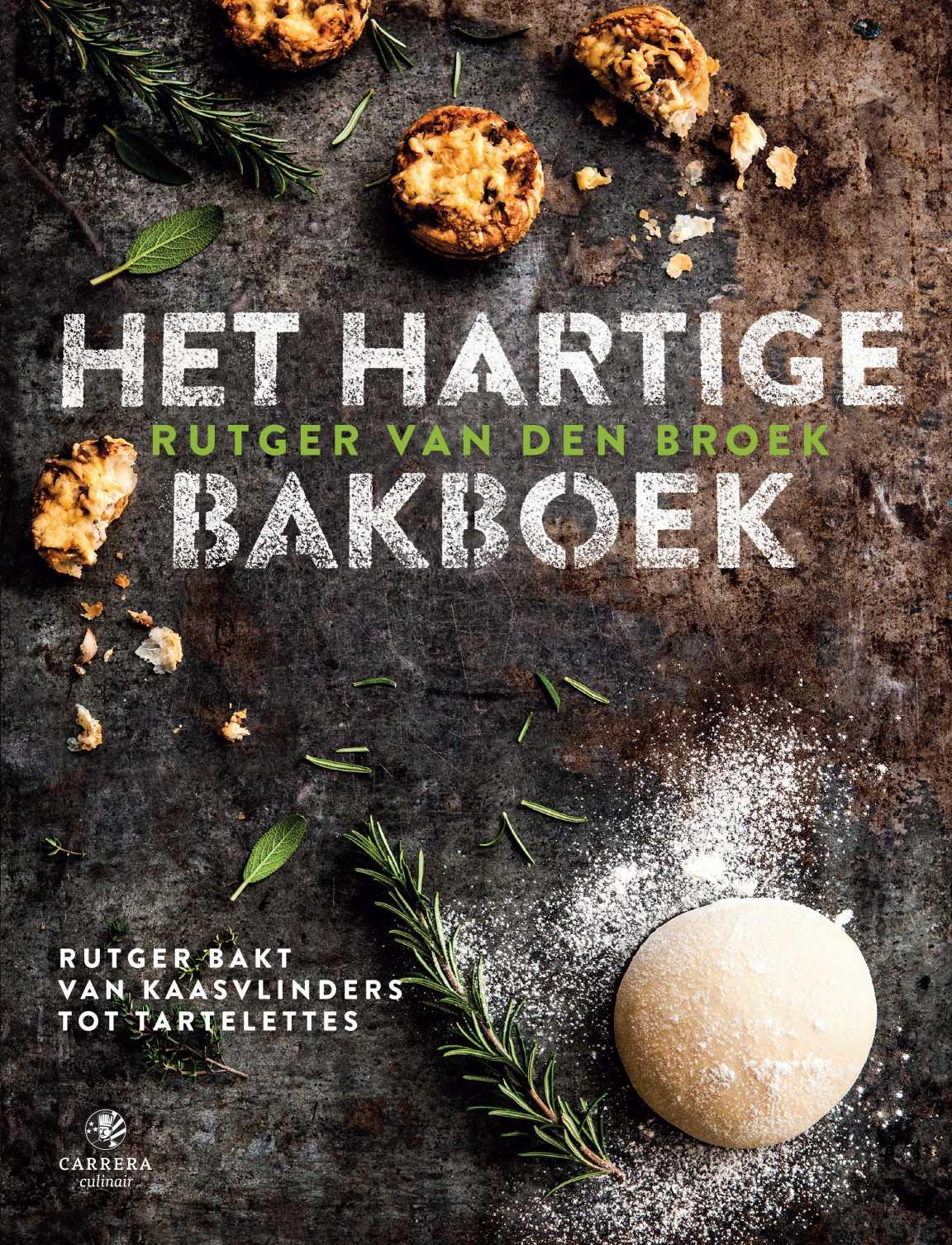 cover het hartige bakboek | KeukenAtelier
