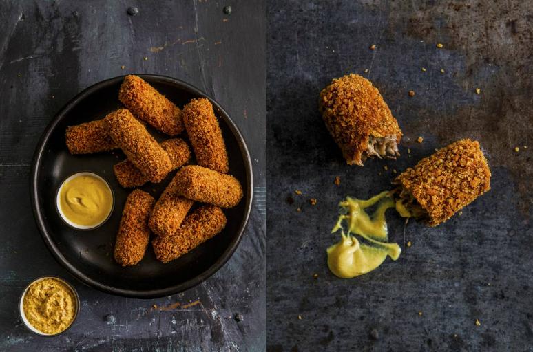 kroketten hartig bakboek | KeukenAtelier