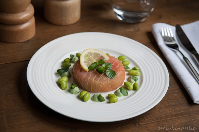 zalmbonbon | KeukenAtelier