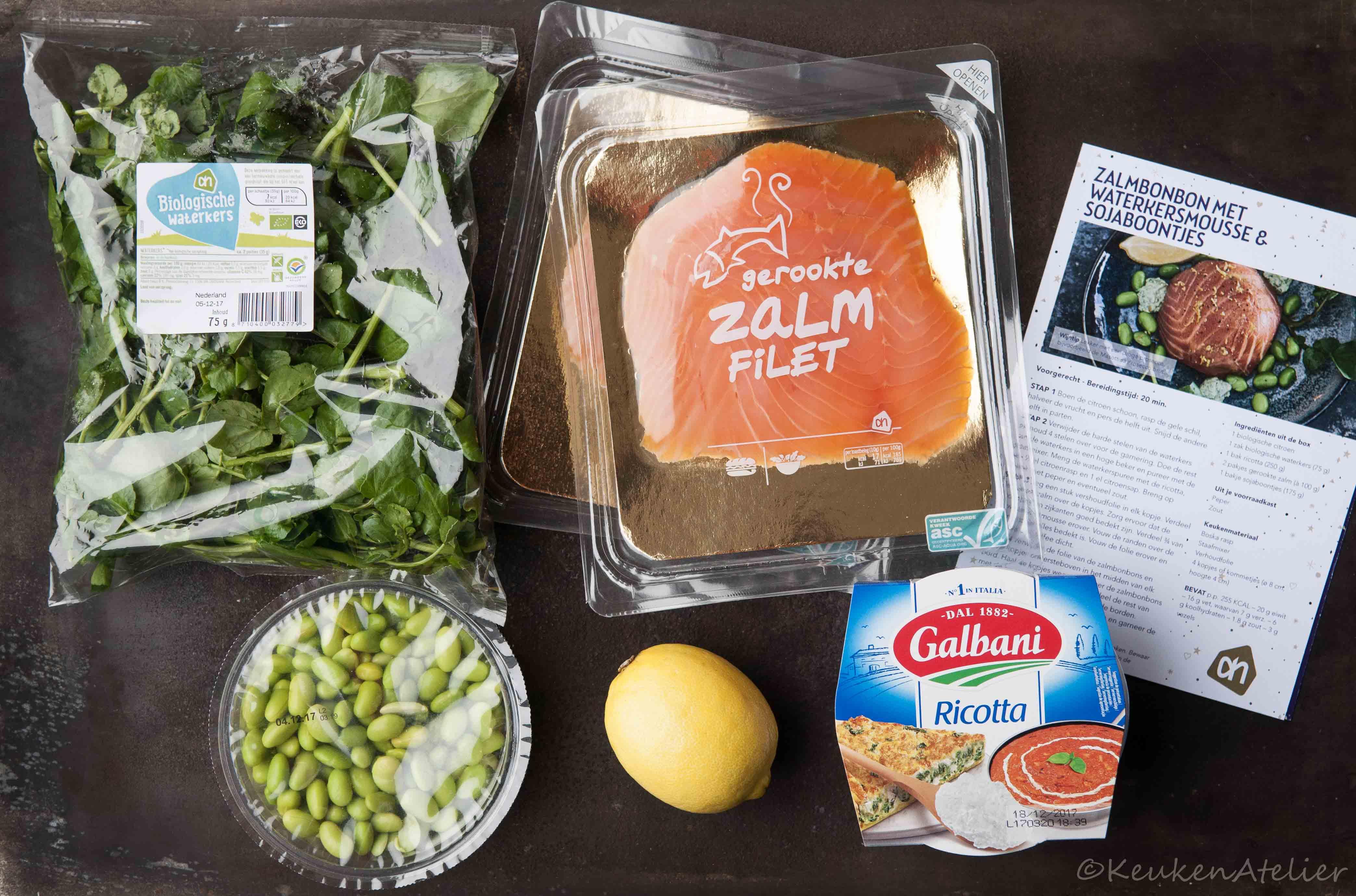 zalmbonbon ingredienten | KeukenAtelier