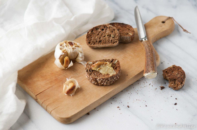 Geroosterde knoflook 1 | KeukenAtelier.com