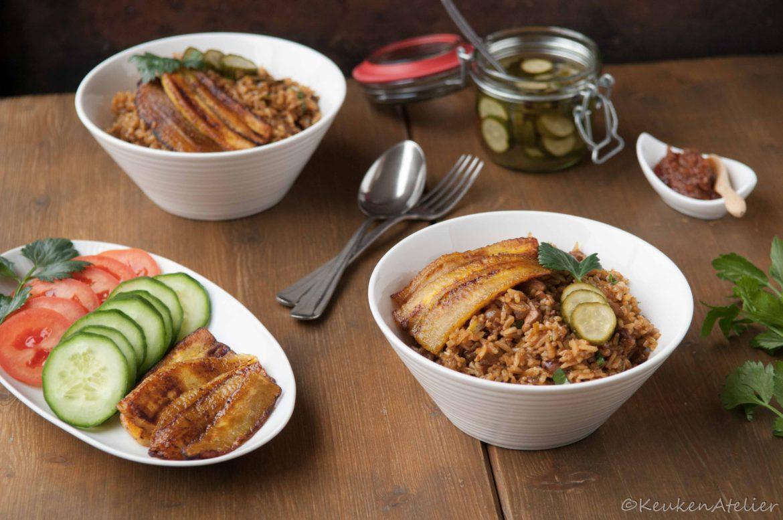 Surinaamse nasi | KeukenAtelier