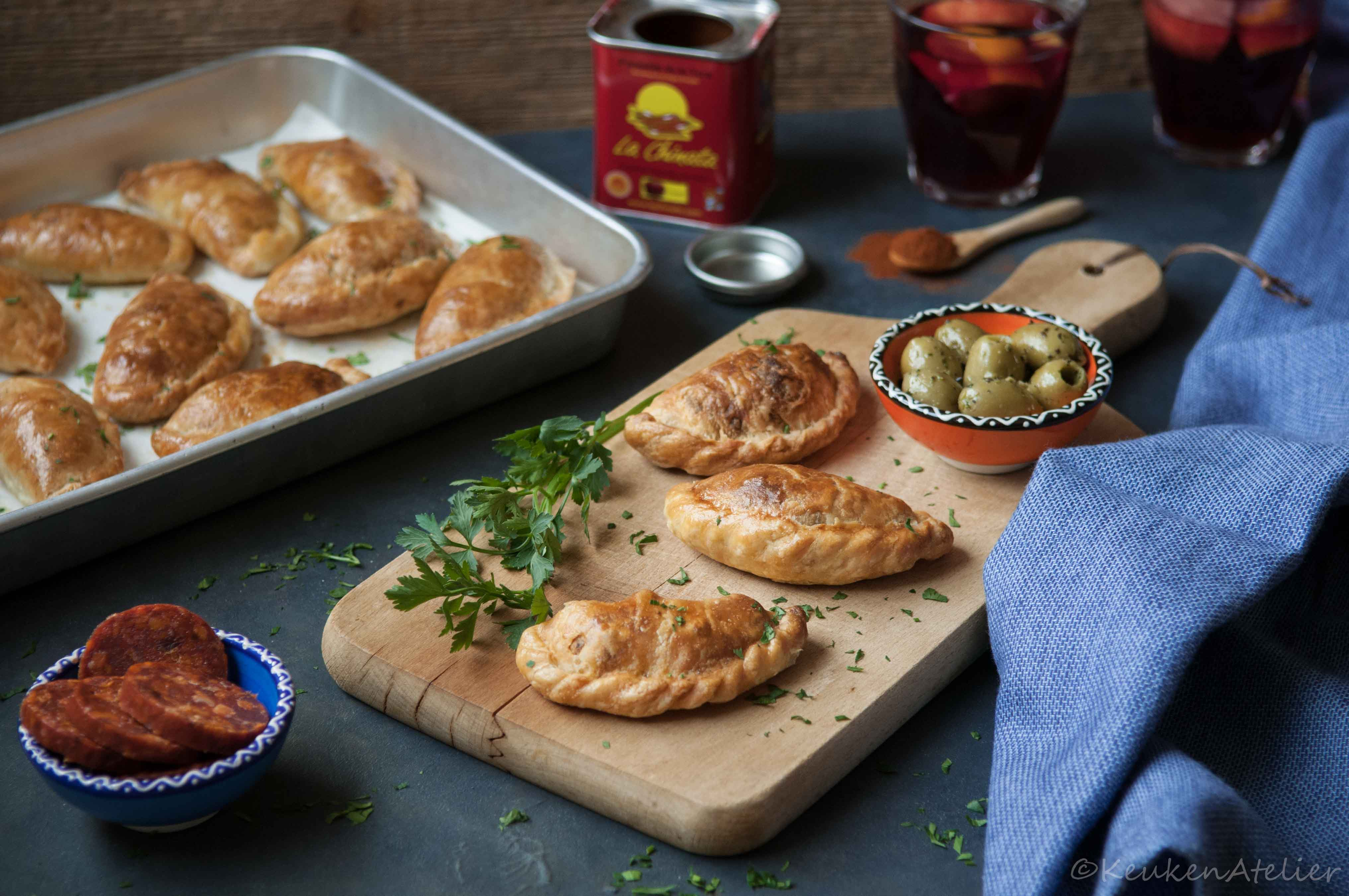 empanadas met gehakt | KeukenAtelier.com