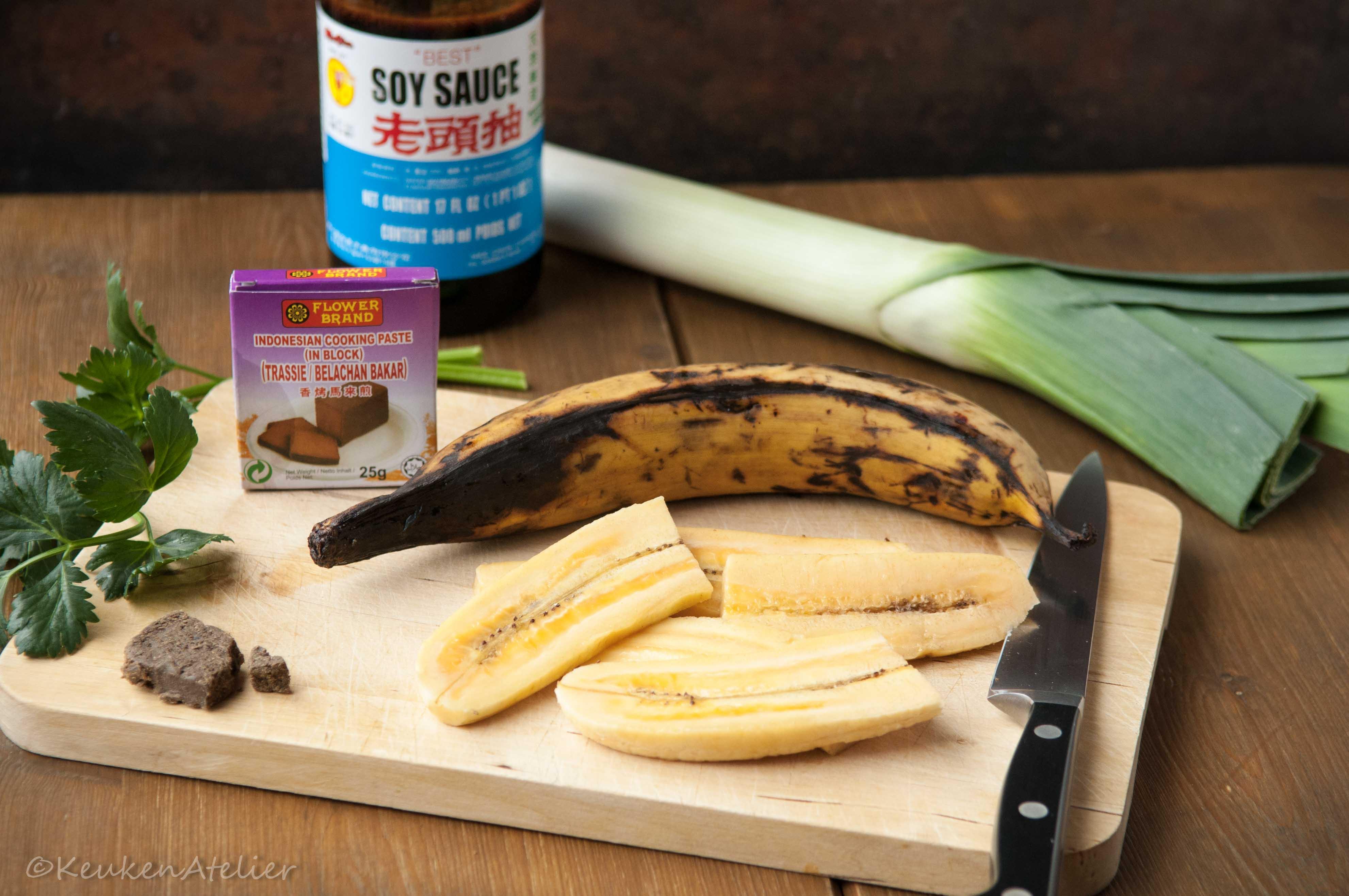ingredienten Surinaamse nasi   KeukenAtelier
