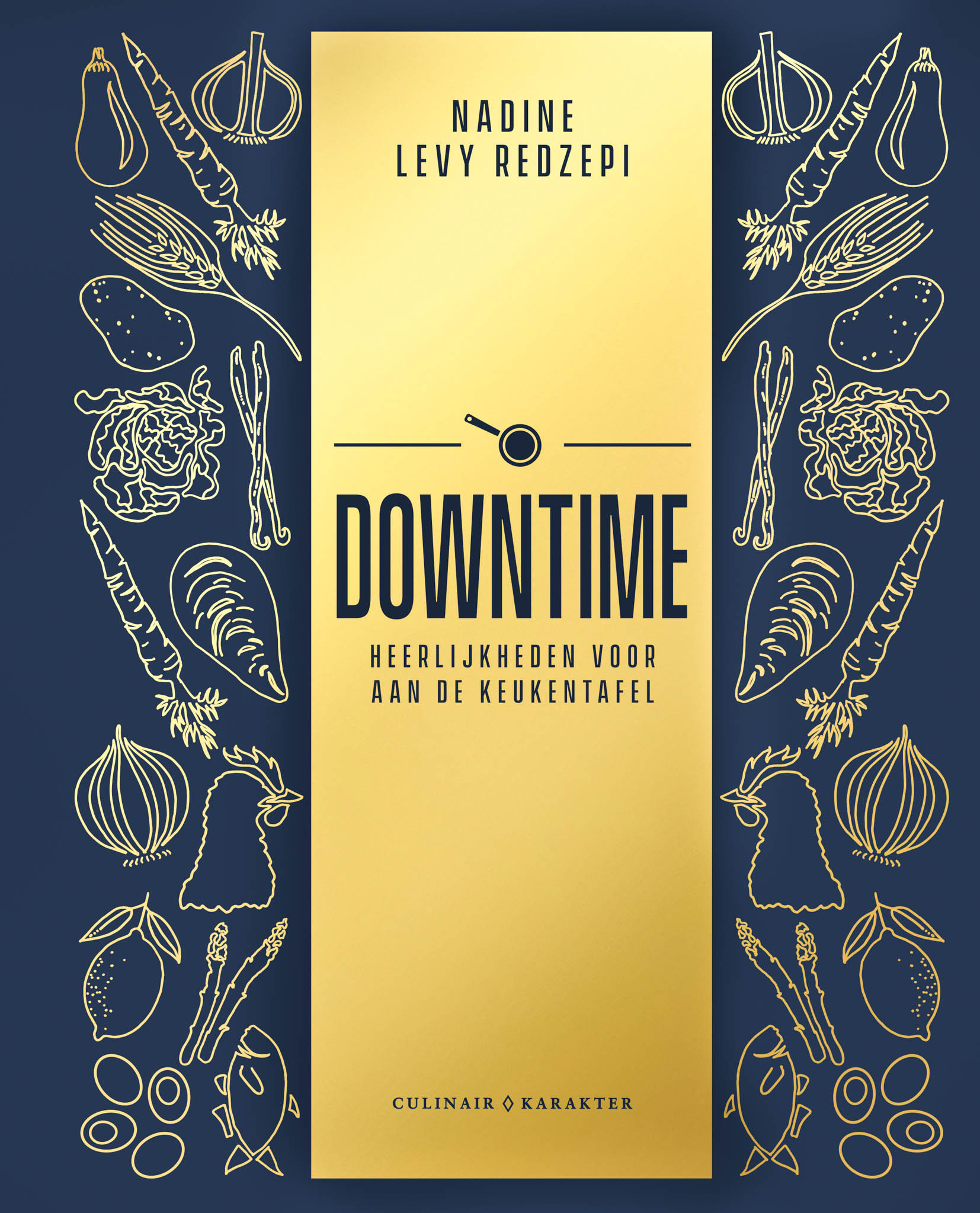 Downtime (cover) Nadine Redzepi