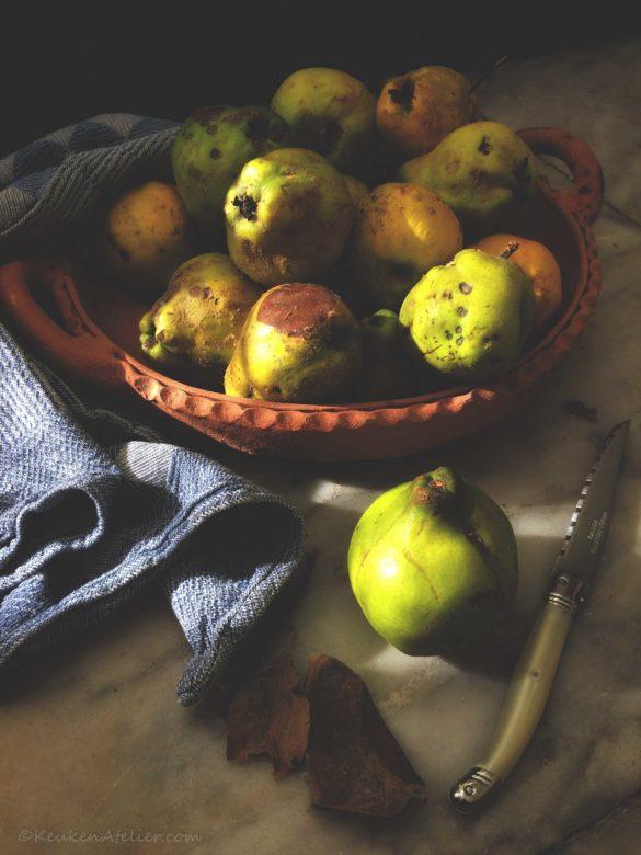 Receptontwikkeling en foodfotografie