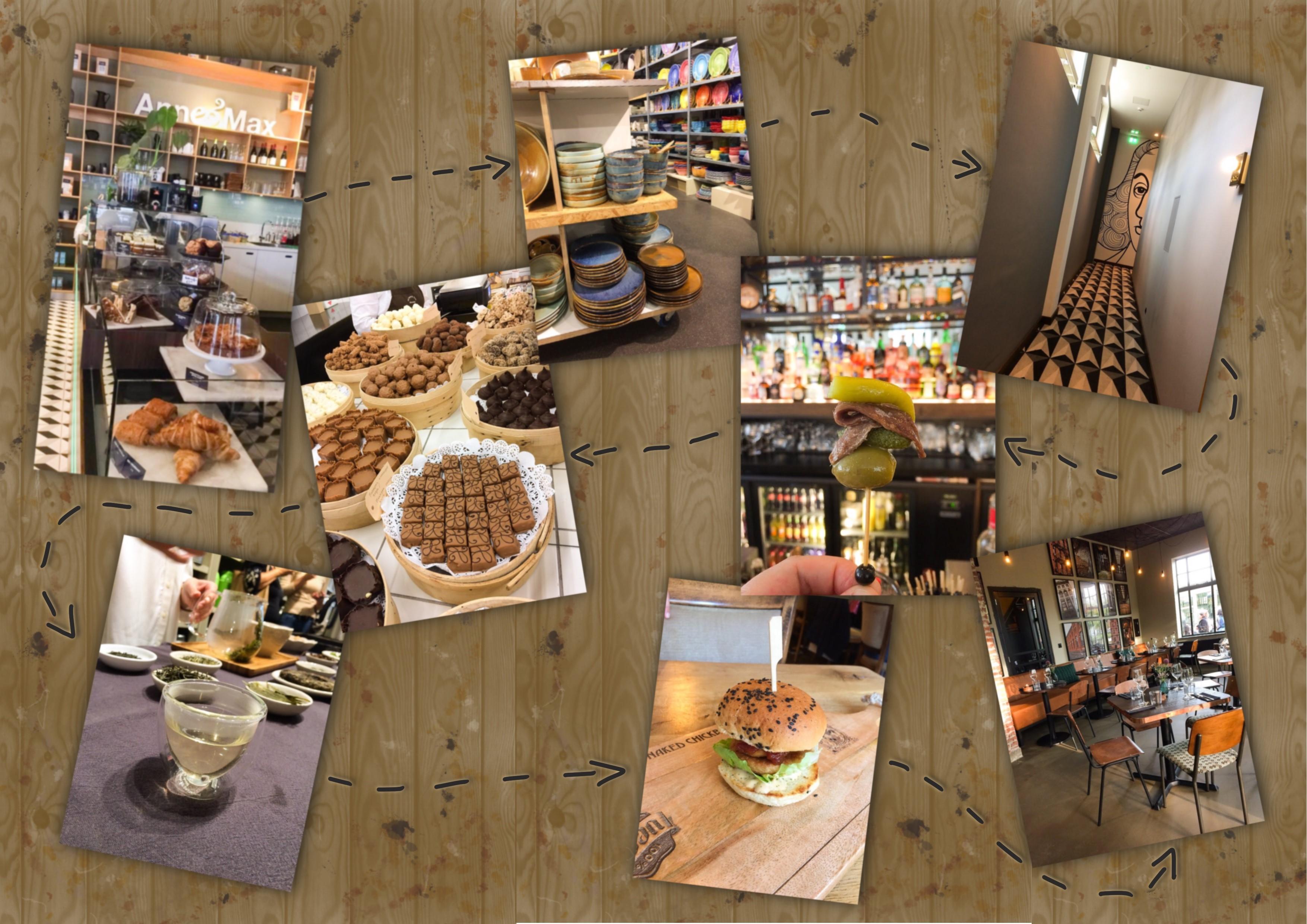 foodtour overzicht | KeukenAtelier.com
