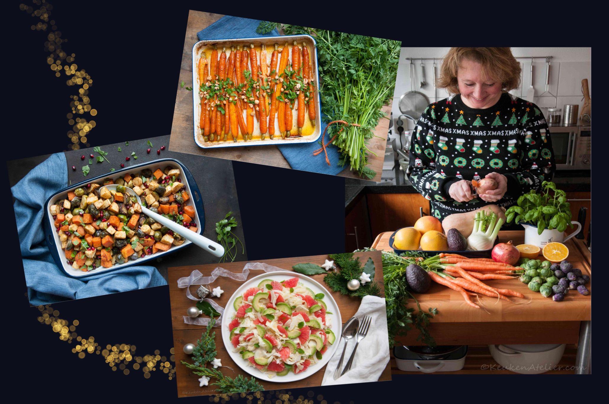 Kerst groente recepten KeukenAtelier.com