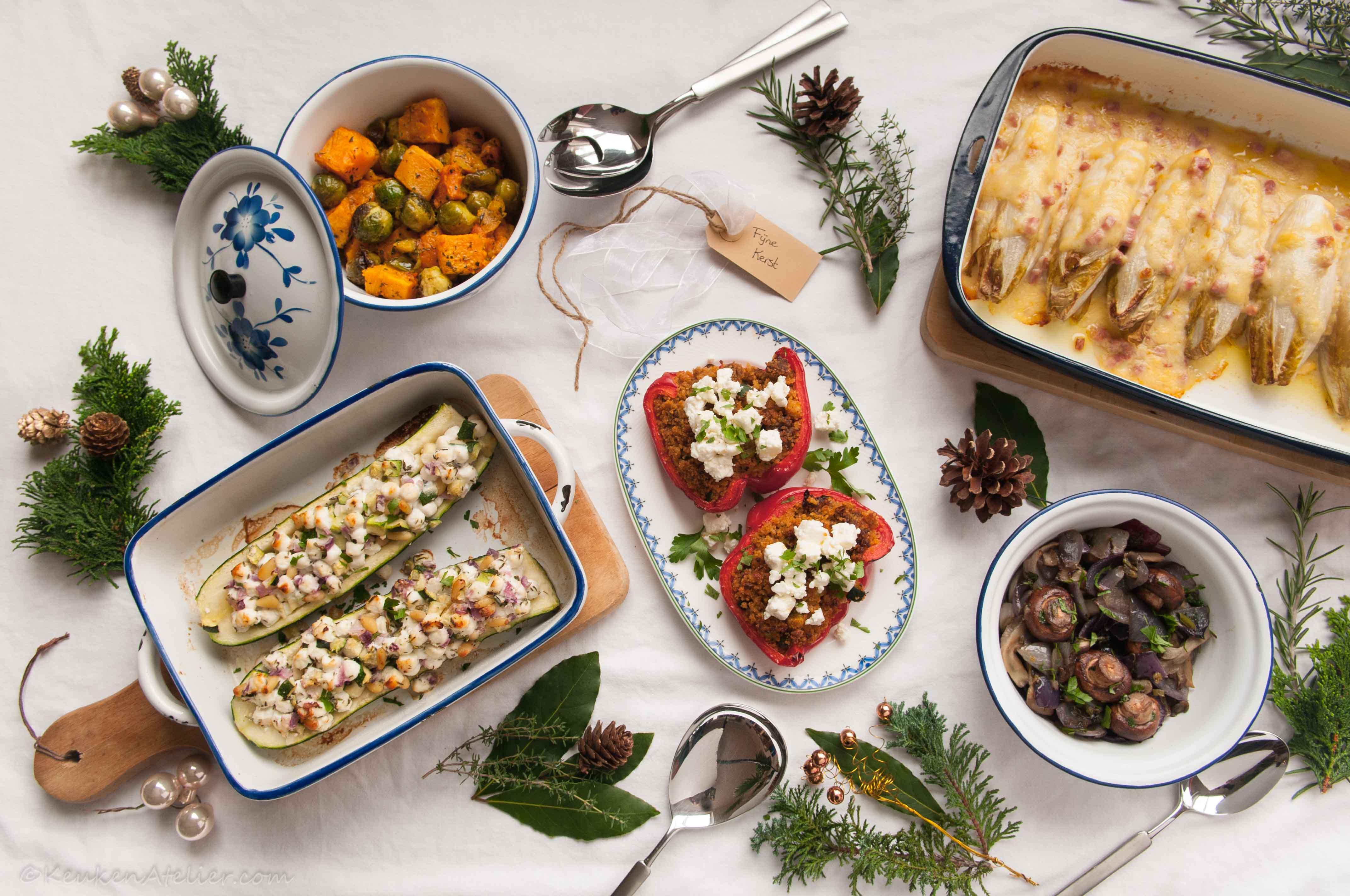 Kerstmenu in 30 minuten KeukenAtelier.com