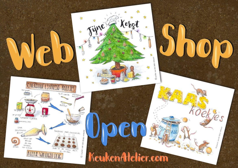 Webshop Open KeukenAtelier.com