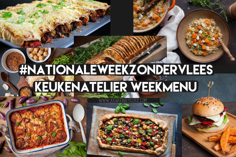 KeukenAtelier week zonder vlees