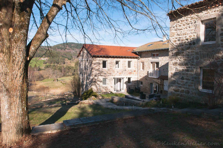 "Ons verblijf bij B&B ""Le Moulin Malin"" in de Auvergne"
