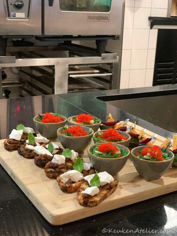 KeukenAtelier achter de schermen – september 2019
